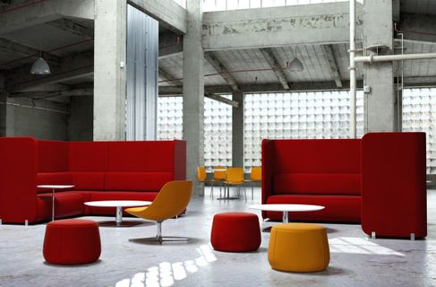 Sound Absorbing Office Furniture