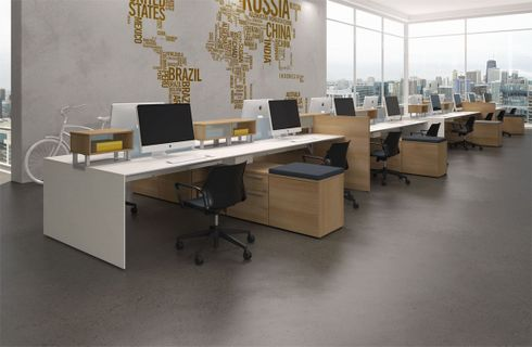 open plan office furniture rh strongproject com open plan office space furniture open plan office furniture layouts