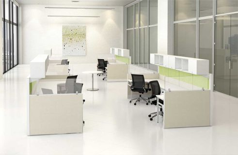 Modern Office Cubicles Office Workstation Cubicles