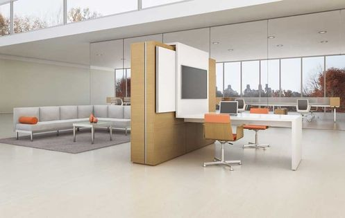 Conference Tables with Interactive Technology