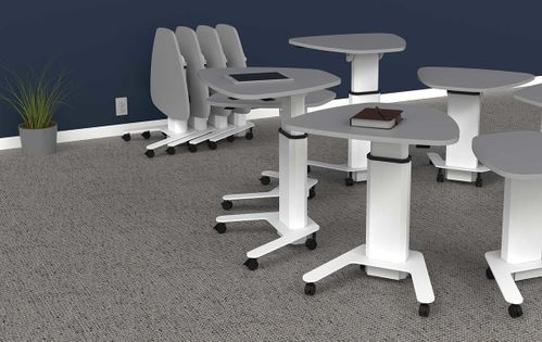 Social Distancing Conference Room Tables