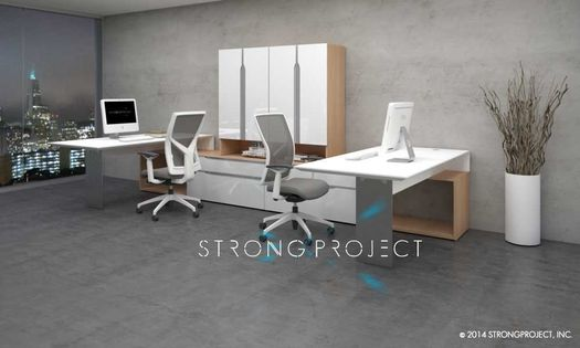 Shared Office Desk Furniture