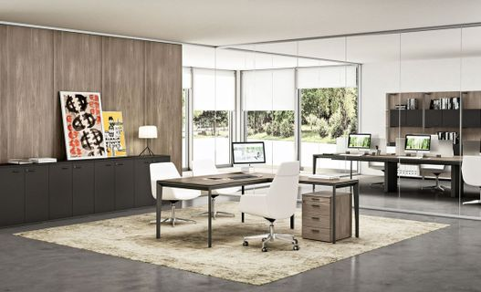 Italian Executive Office Desk