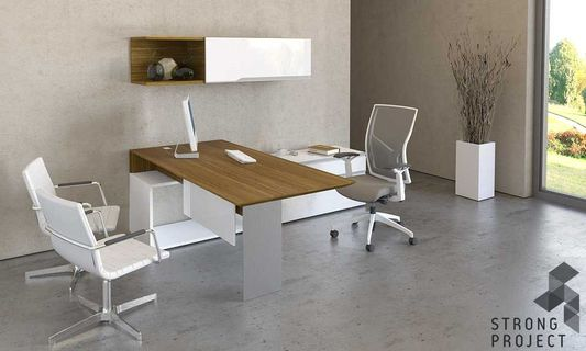 Modern L Shaped Desks