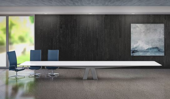 Ultra Modern Conference Table Design Ideas