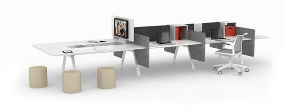 Creative Office Space - Collaboration Furniture Design