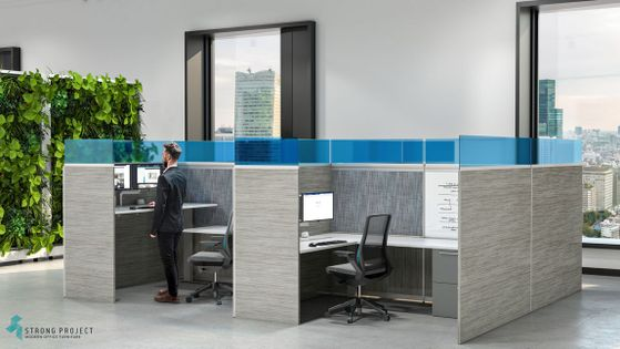 High Wall Cubicles