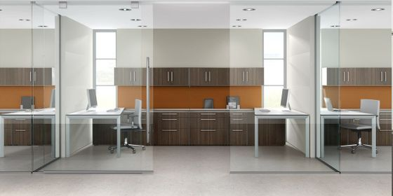 Shared Office Desk Designs