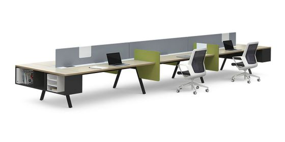 Modern Office Benching Systems