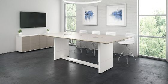 Modern Conference Tables - Glass Conference Tables, Contemporary Boardroom Tables