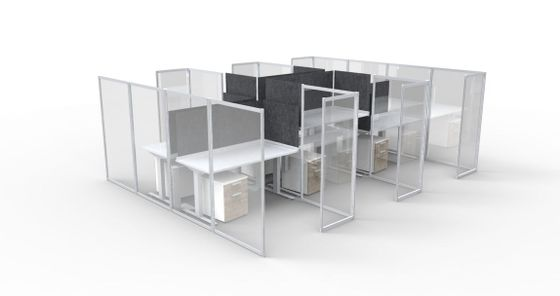 Office Privacy Panels