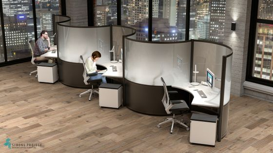 Social Distancing Workstations
