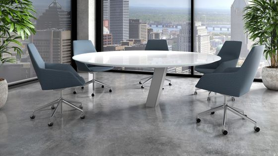 Ultra Modern Conference Table Design