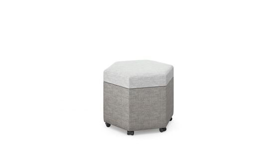 Collaborative Ottoman Chair