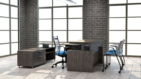 Adjustable Height Executive Desks