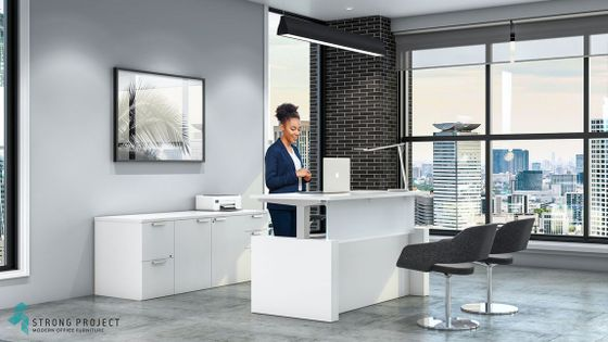 Sit-Stand Executive Desks