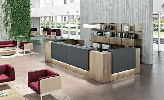 office furniture interior design. Office Reception Desks Furniture Interior Design