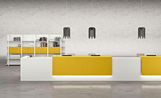 modern reception desk designs - Modern Office Furniture Reception Desk