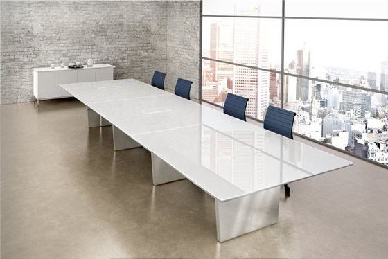 Glass Boardroom Tables - Glass boardroom table