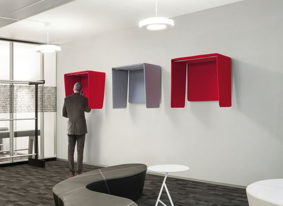 Acoustic Phone Booths for the Office