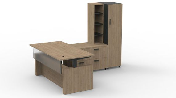 Height Adjustable Executive Desks