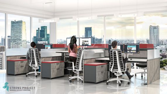 Cubicle Office Furniture