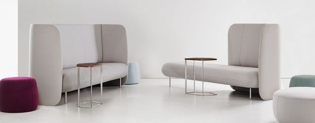 Collaborative Furniture for Open Plan Office Spaces