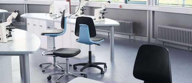 Lab Chairs, Clean Room and ESD Chairs